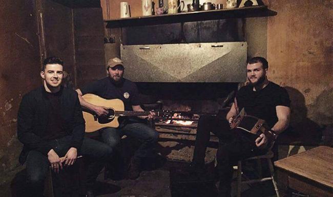 Gan Anim Irish Ballads - Taylors Three Rock