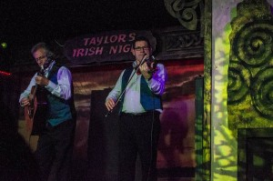 Irish Cabaret - Taylors Three Rock