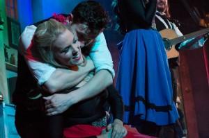 Irish Cabaret - Taylors Three Rock