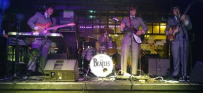 Live Music Easter Weekend with Beatles for Sale