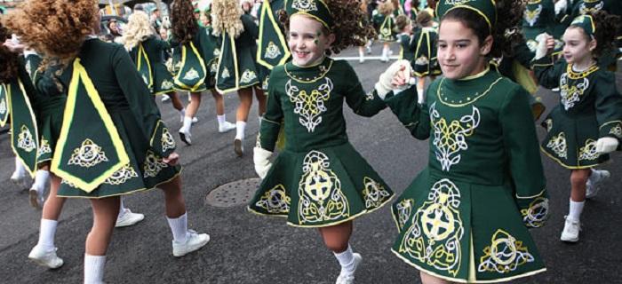 Taylors Three Rock Irish Dancing